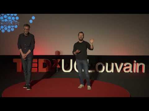 The hidden ethics of our personal data | Daniel Goddemeyer & Dominikus Baur | TEDxUCLouvain