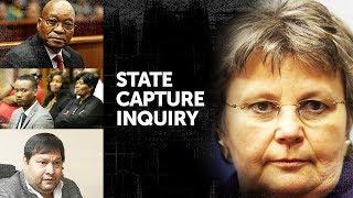WATCH LIVE: Barbara Hogan to testify at state capture inquiry
