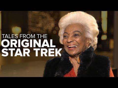 SVCC 2018: Star Trek's Nichelle Nichols loves comic conventions