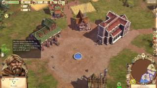 The Settlers 6 ROAE - Mission 4 - Narfang