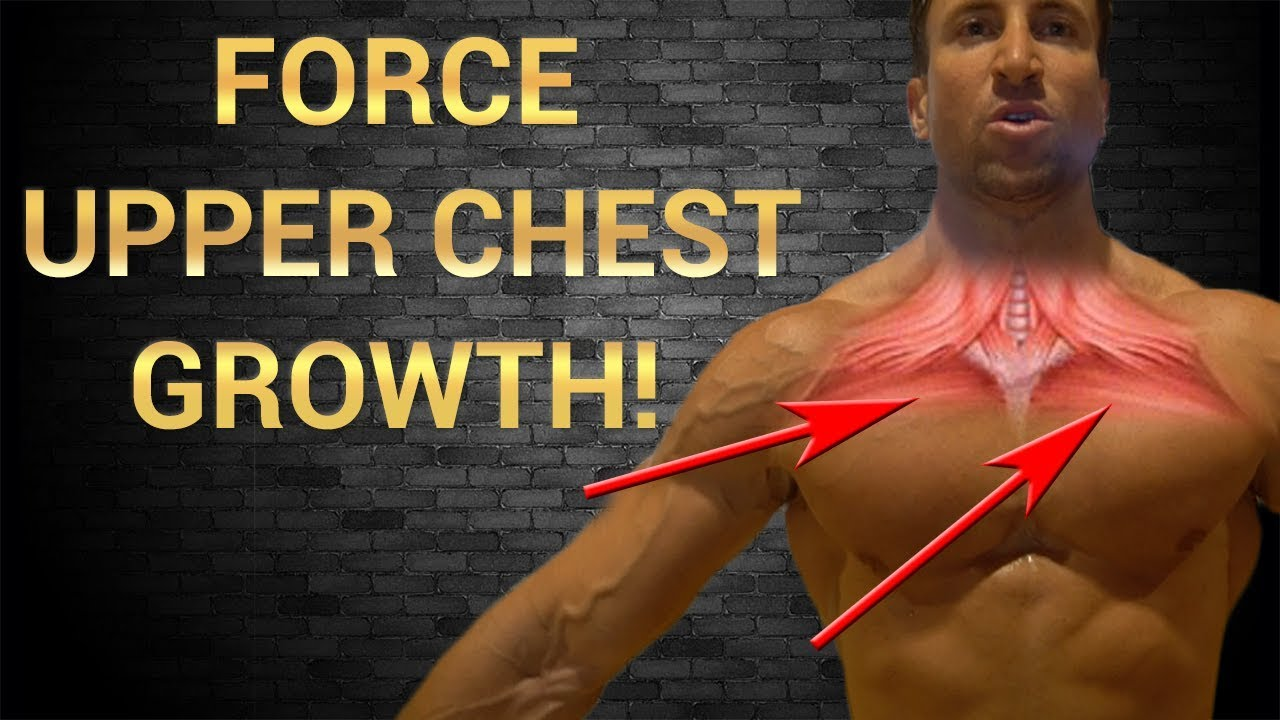 Chest fast growth workout