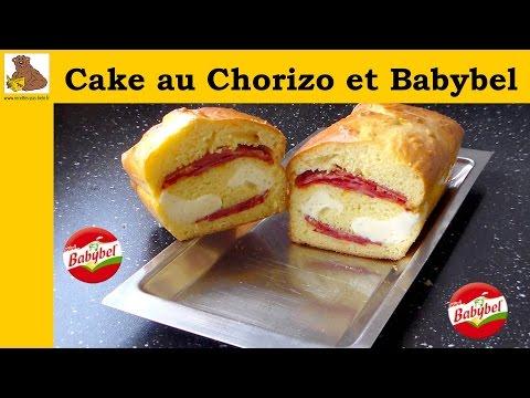 cake-au-chorizo-et-babybel--recette-facile