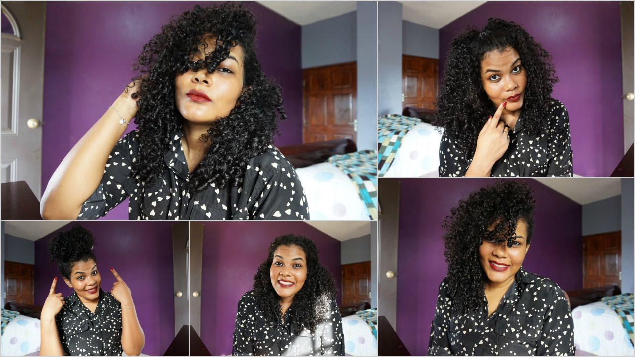 5 Curly Hairstyles for Summer 2015 | Quick, Easy and Simple for ...