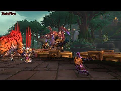World of Warcraft: BFA - Да здравствует Зандалар (Орда)