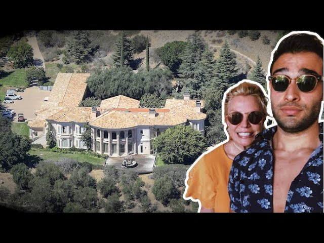 Britney Spears' Fiance Sam Asghari Is Moving In Following Engagement