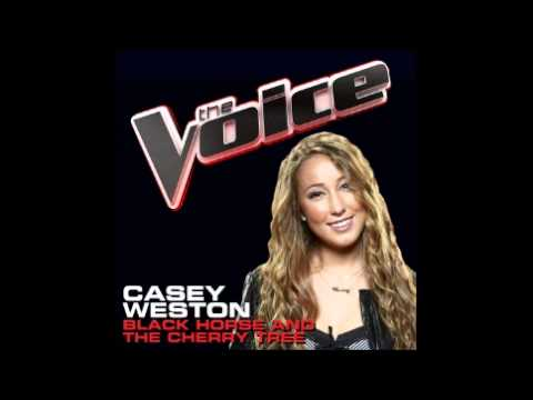 The Voice : Casey Weston - Black Horse And The Cherry Tree [STUDIO VERSION]