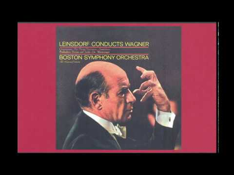 Leinsdorf conducts Wagner (XRCD) 1967/2011