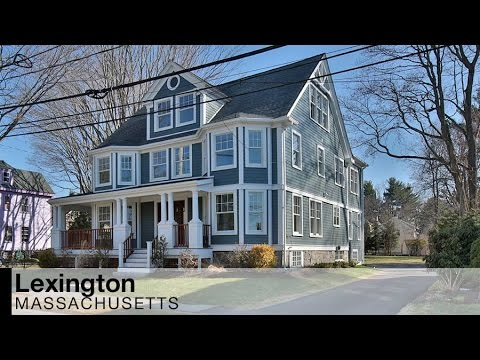 Video of 44 Parker Street | Lexington, Massachusetts real estate & homes