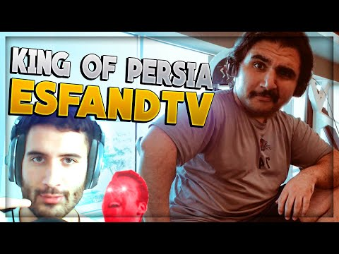 Esfand Is The PERSIAN PRINCE! | Weekly NymN Clips #7