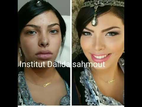 Maquillage super transformation