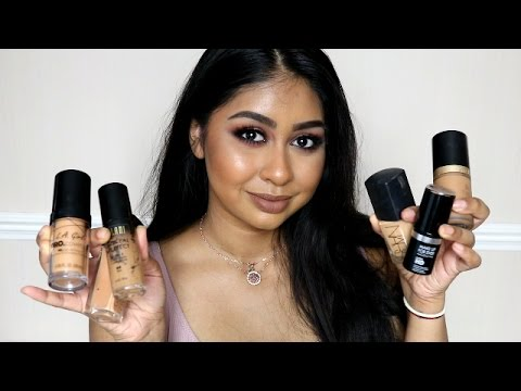 My Ride Or Die FOUNDATIONS for Dry Skin!
