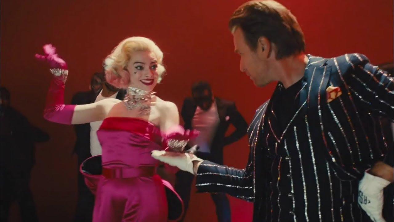 Birds Of Prey Harley Quinn Marilyn Monroe Scene Diamonds Are A Girls Best Friend Youtube