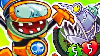 PREMADE! PAIN in the DECK! - PVZ Heroes