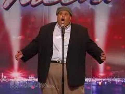 America's Got Talent  2008 (Opera singer)