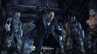 Batman: Arkham City Walkthrough Part 5 - Penguin and Mister Freeze (Arkham City Museum)