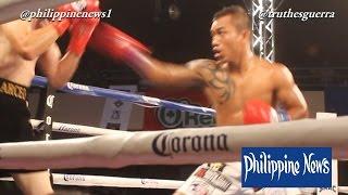 Mercito Gesta gets TKO victory over Luis Arceo