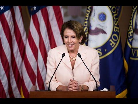 September 17 House Democrat Leadership Press Conference