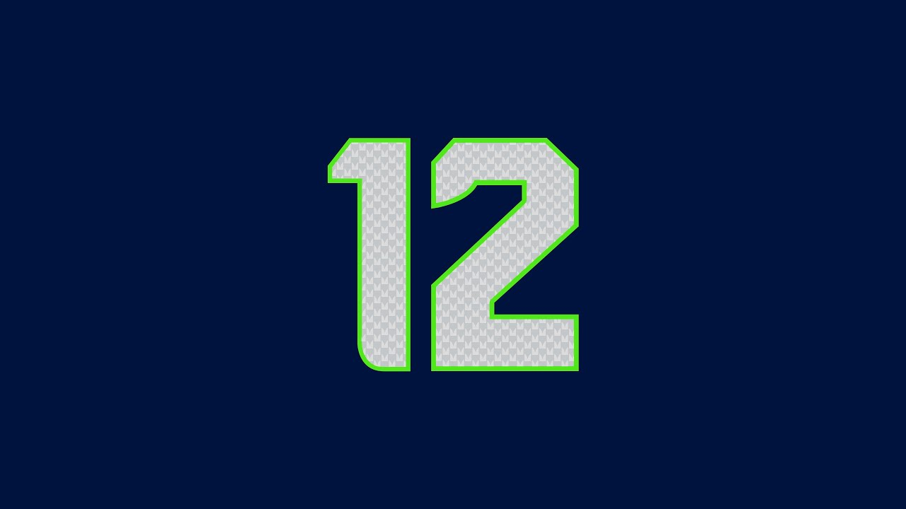 Noclue 12th Man Seattle Seahawks Youtube