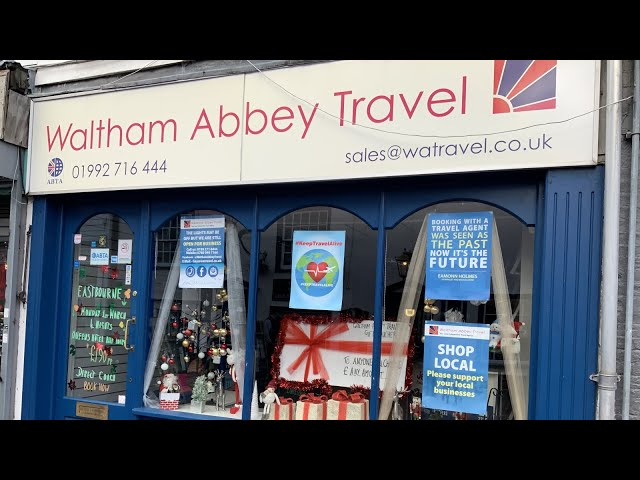 Support Waltham Abbey Town Centre's small businesses!