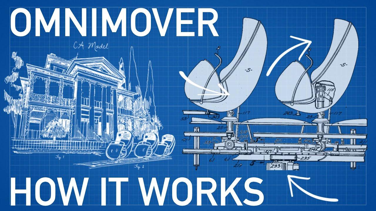 How Disney's Omnimover Works (DoomBuggies)