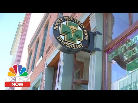 On The Issues: 2020 Presidential Candidates On Legalizing Marijuana | NBC News NOW