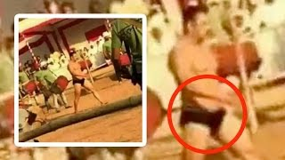 Salman Khan's langot picture From SULTAN Movie Leaked