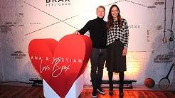 Ana & Bastian sind die neuen BRAX Markenbotschafter.