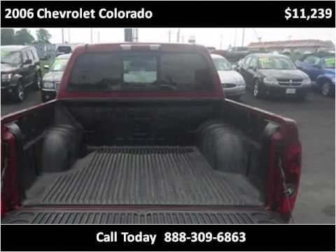 2006 chevrolet colorado used cars danville ky youtube. Black Bedroom Furniture Sets. Home Design Ideas