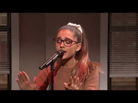 Ariana Grande Imitando Várias Cantoras em Programa de TV