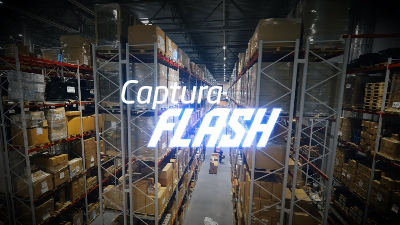 Confidex Captura Flash™ - The secure, fast-to-attach seal tag!
