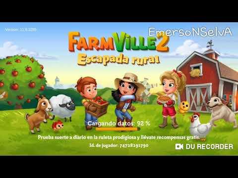 Llaves Y Dinero Infinito En Farm Ville 2, Escapada Rural.