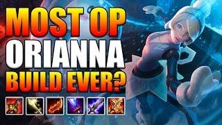 full attackspeed hybrid on hit orianna jungle   full gameplay league of legends