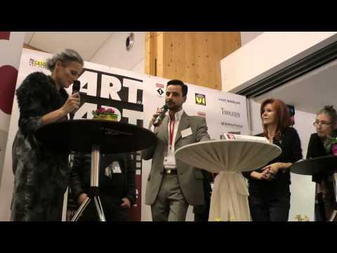 """MC-ART-Word-Rap Talk """"Kunst trifft Wirtschaft"""" - ART Innsbruck 2014"""