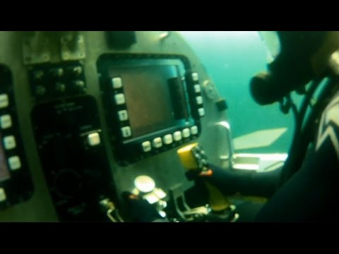 Meet Proteus, a dual mode underwater vehicle