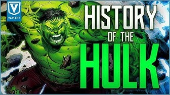 History Of The Hulk!