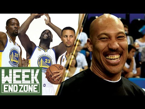 Are the Warriors the Greatest Team EVER If They Win? Has Lavar Ball Crossed the Line? -WeekEnd Zone