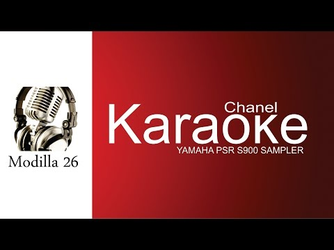Karaoke Everybody Knew - Citra Idol - Yamaha Psr S900 Sampler