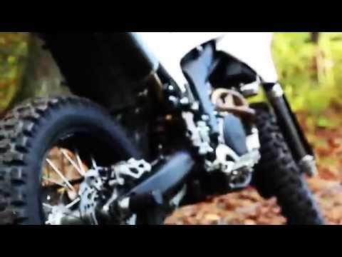 SV Media Films | Yamaha wr250x with Shinko 244 dual sport tires - Promo Spot