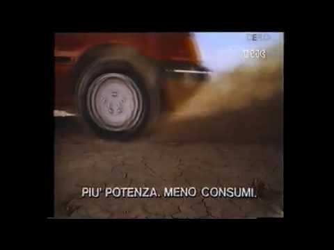 Spot Peugeot 205 - 1989