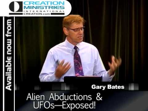 """""""Alien Abductions & UFOs—Exposed!"""" Gary Bates"""