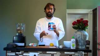 Raw Food Recipes ~ Creamy Nut Free Carrot Cake Frosting
