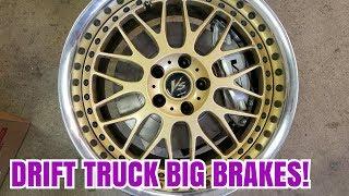 Overbuilding the Drift Truck Again..