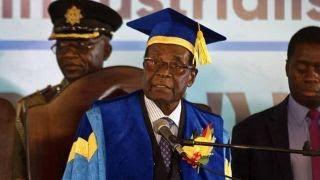 Political turmoil in Zimbabwe raises questions