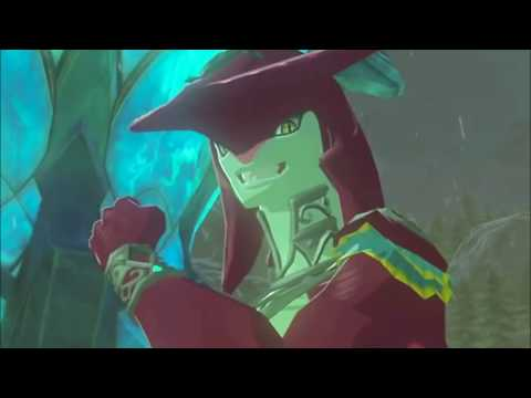 (1 Hour Version) Prince Sidon's Theme  The Legend Of Zelda Breath Of The Wild Music Extended