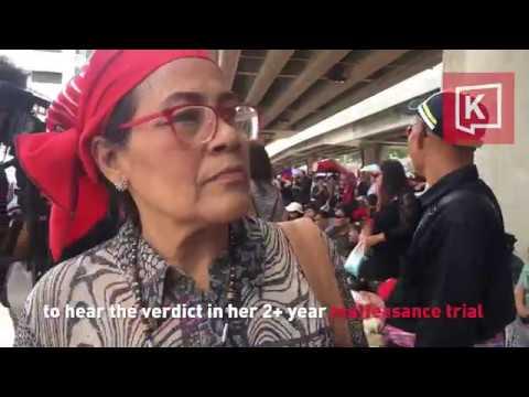Verdict Day: Arrest of former Thai PM Yingluck ordered