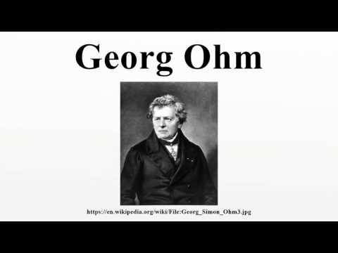 Georg Ohm