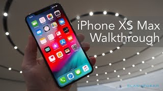 Apple iPhone Xs Max walkthrough
