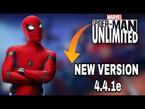 descargar spiderman unlimited hack apk