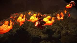 Path of Exile: Fire Bricks Hideout Decoration