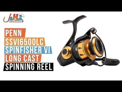 ca41e798320 mulinello Spinfisher VI° Long Cast LCEU Penn